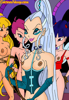 Winx Club Cartoon Porn Gallery